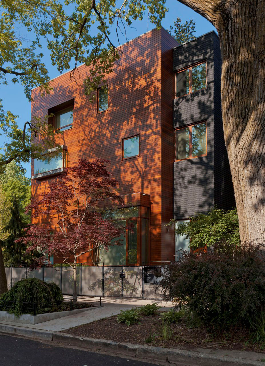 Chicago Residence by Dirk Denison Architects (6)