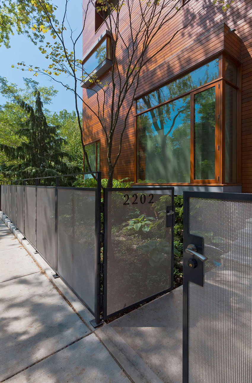 Chicago Residence by Dirk Denison Architects (7)