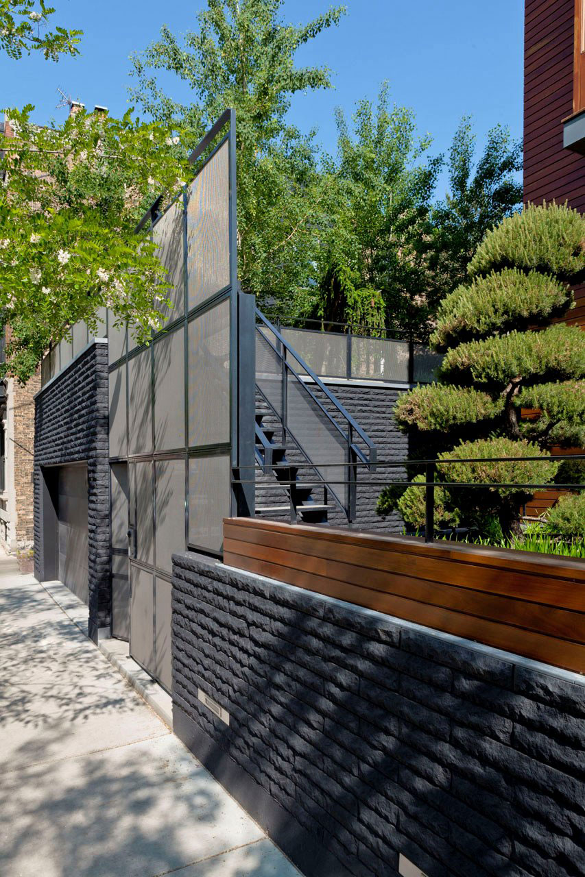 Chicago Residence by Dirk Denison Architects (9)