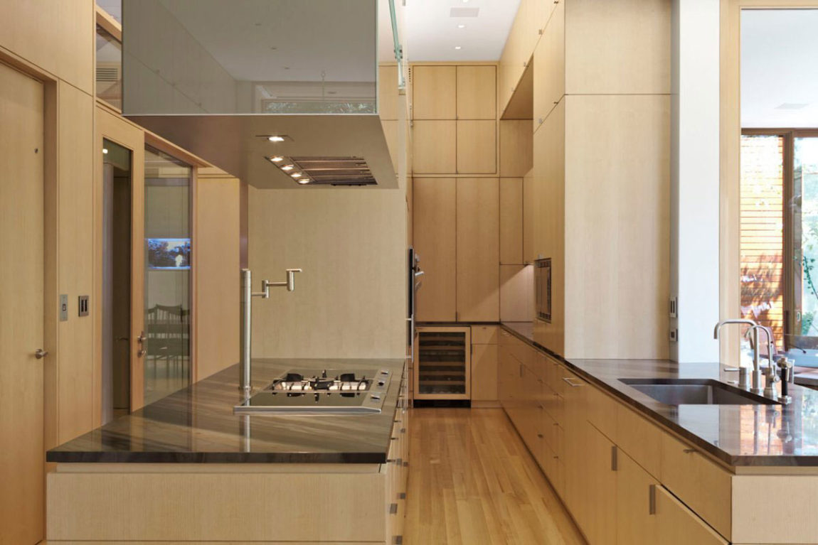 Chicago Residence by Dirk Denison Architects (15)