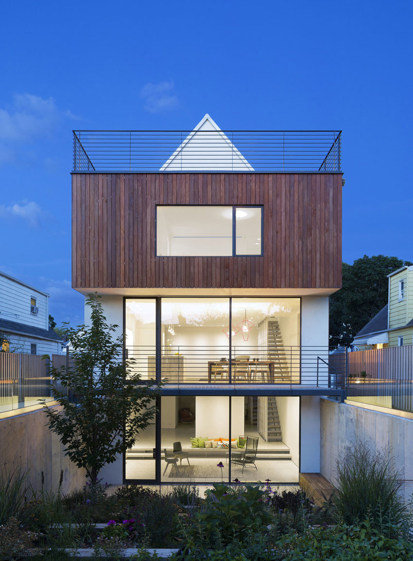 Choy House by O'Neill Rose Architects (16)
