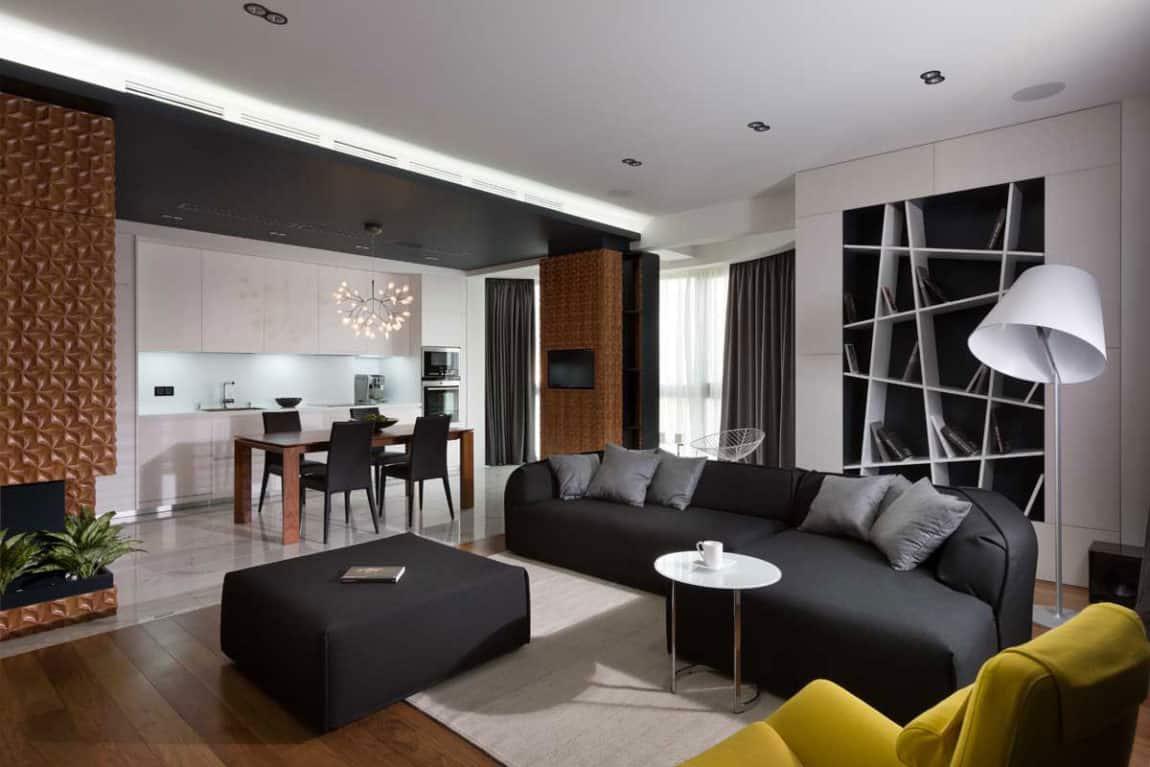 Graphite Penthouse by Denis Rakaev (3)