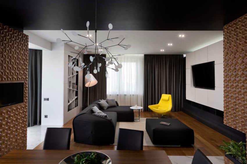 Graphite Penthouse by Denis Rakaev (7)