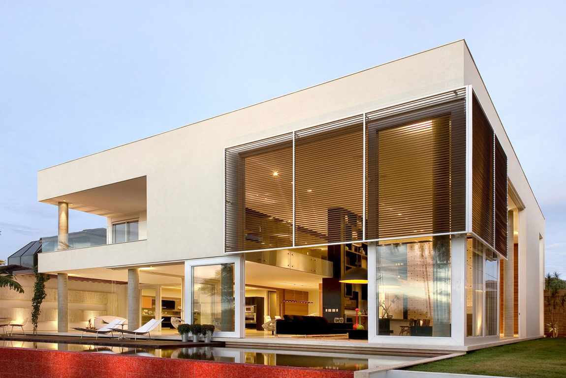Home in Brasilia by Architecture Ney Lima (6)