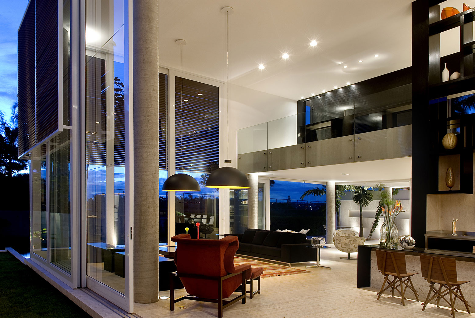 Home in Brasilia by Architecture Ney Lima