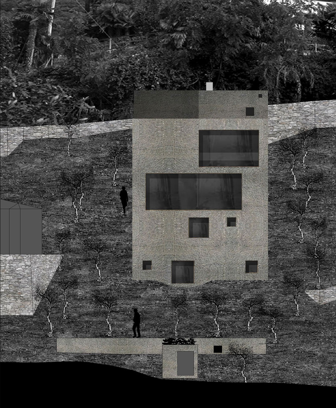 House in Brissago by Wespi de Meuron Romeo architects (28)