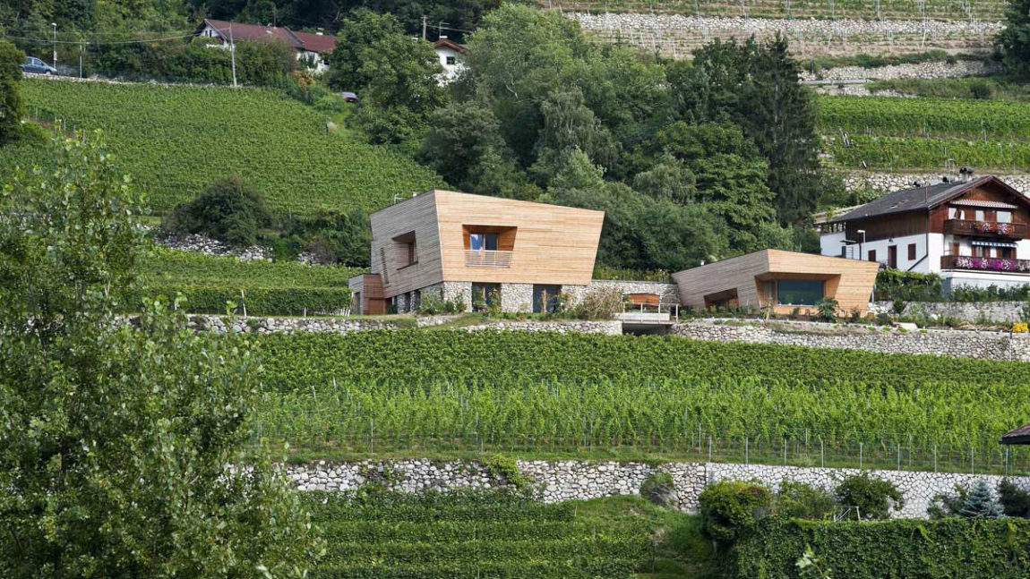 House in Vahrn by Norbert Dalsass (2)