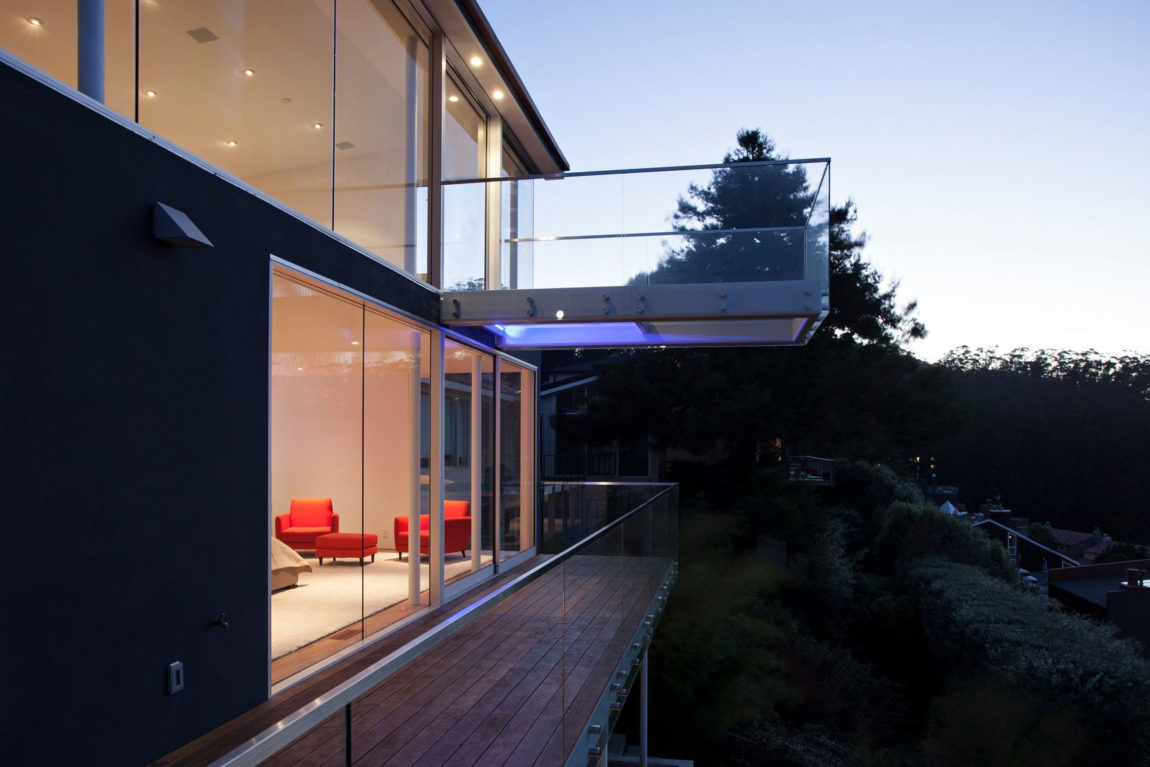 House on the Hill by Jensen Architects (13)