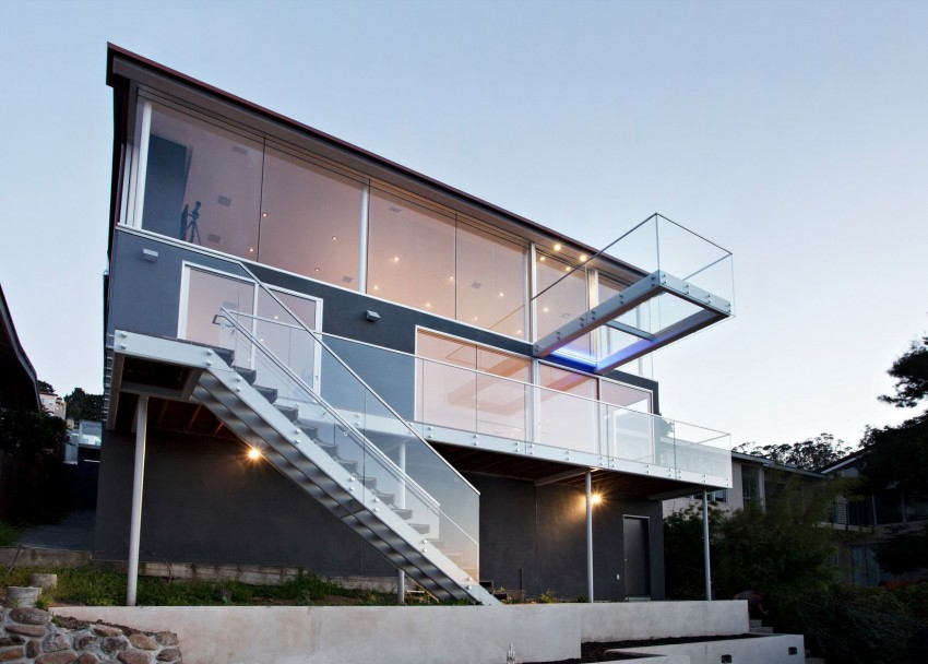 House on the Hill by Jensen Architects (14)