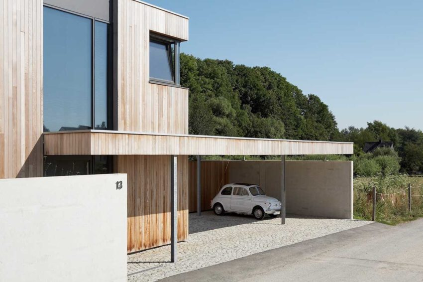 Houses B1 & B2 by Zamel Krug Architekten (2)