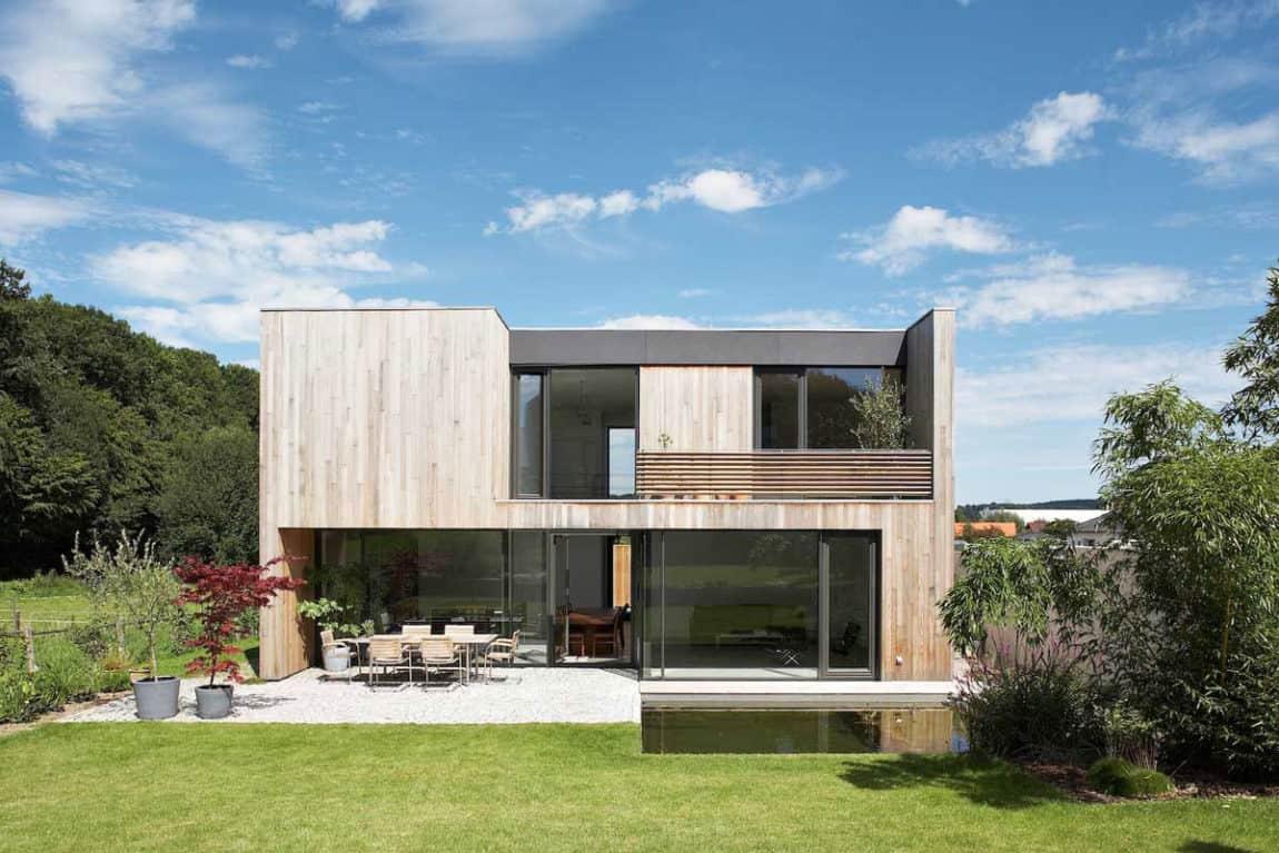 Houses B1 & B2 by Zamel Krug Architekten (3)