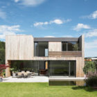 Houses B1 & B2 by Zamel Krug Architekten (3)