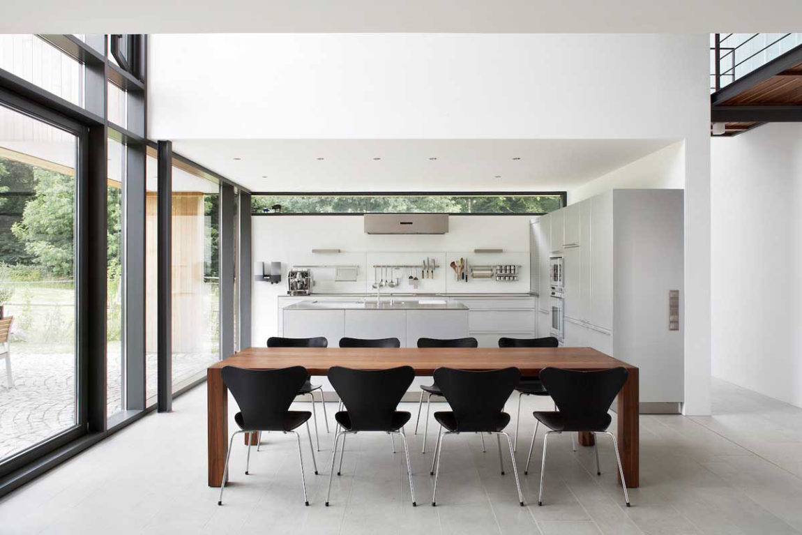 Houses B1 & B2 by Zamel Krug Architekten (12)