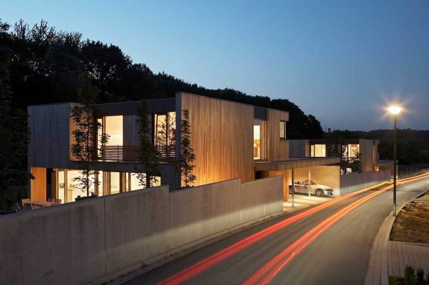 Houses B1 & B2 by Zamel Krug Architekten (20)