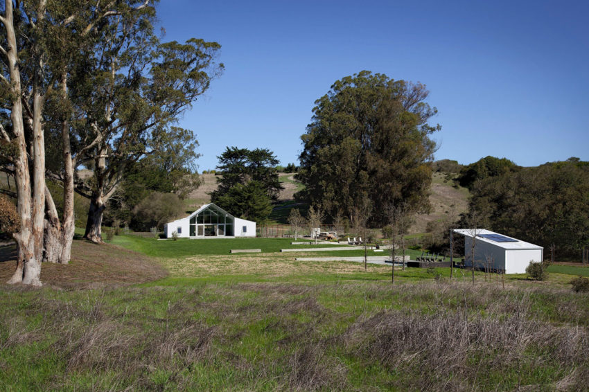 Hupomone Ranch by Turnbull Griffin Haesloop Architects (1)