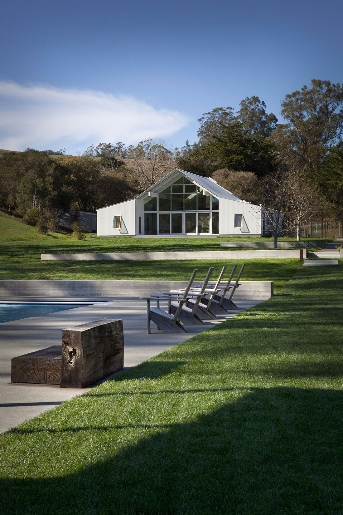 Hupomone Ranch by Turnbull Griffin Haesloop Architects (4)