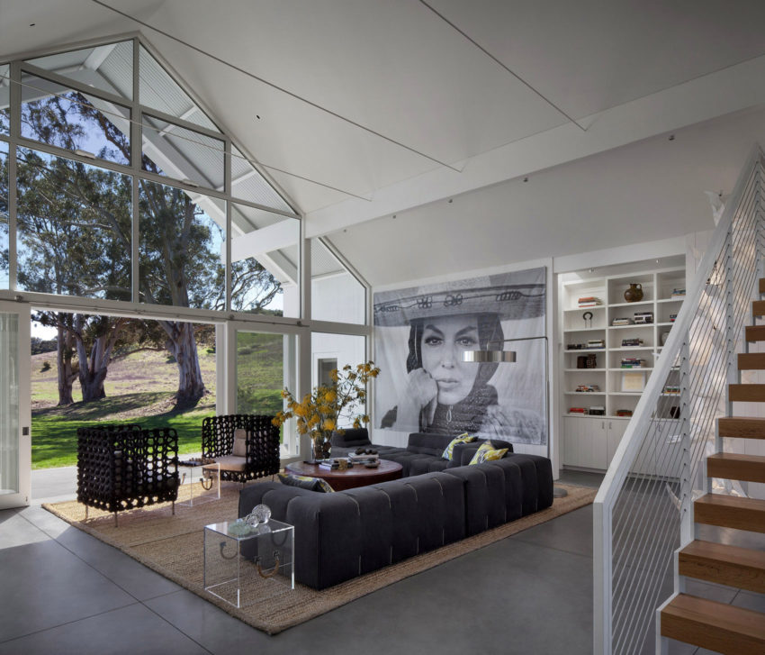 Hupomone Ranch by Turnbull Griffin Haesloop Architects (5)