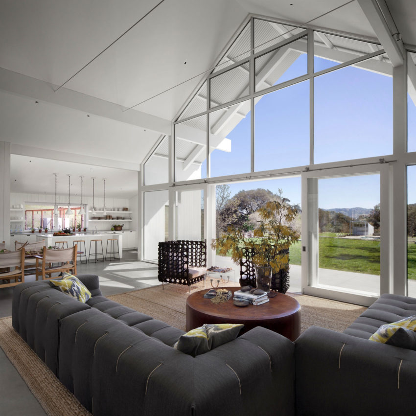 Hupomone Ranch by Turnbull Griffin Haesloop Architects (6)
