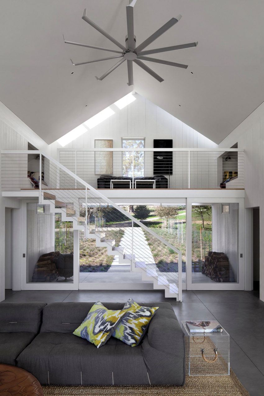 Hupomone Ranch by Turnbull Griffin Haesloop Architects (7)