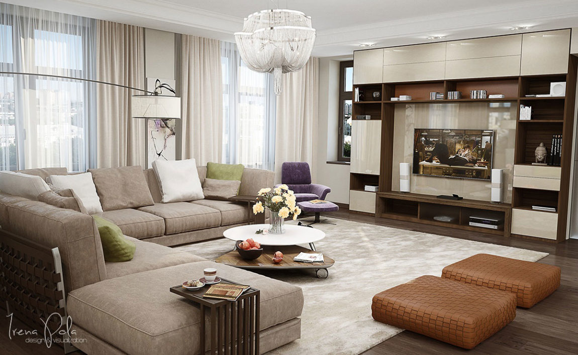 Kiev Apartment by Irena Poliakova (4)