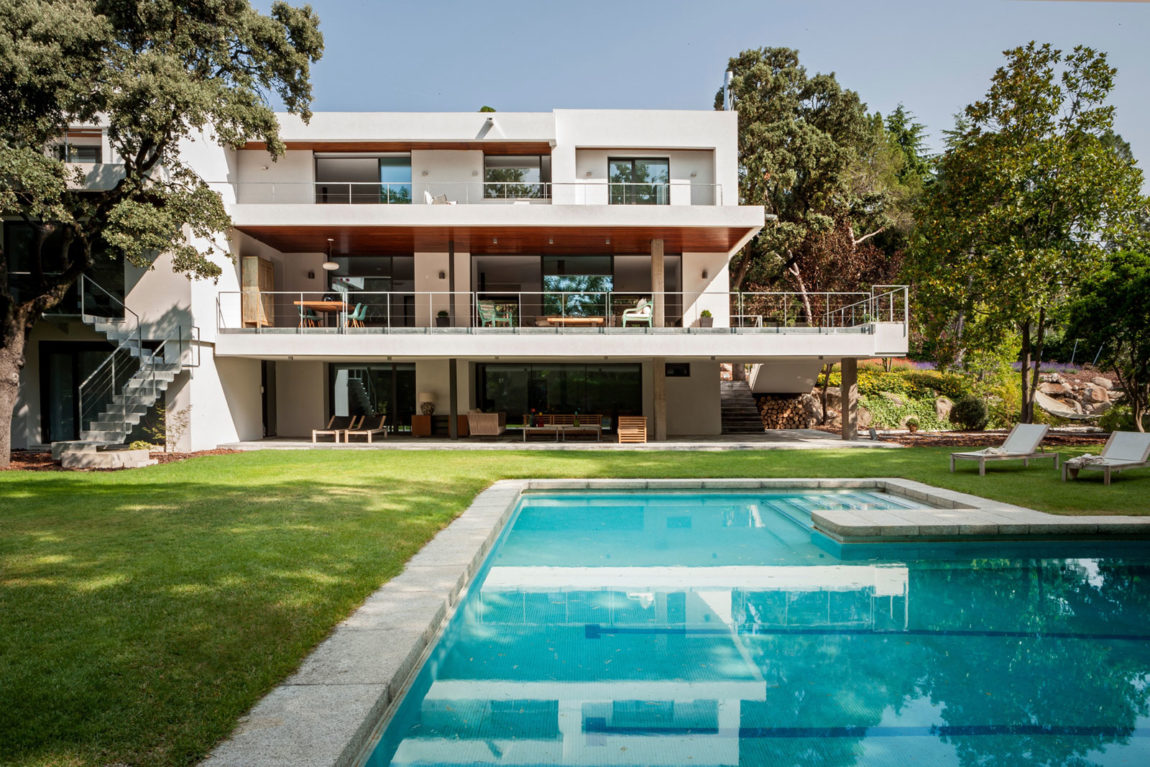 La Moraleja by ÁBATON Arquitectura (7)