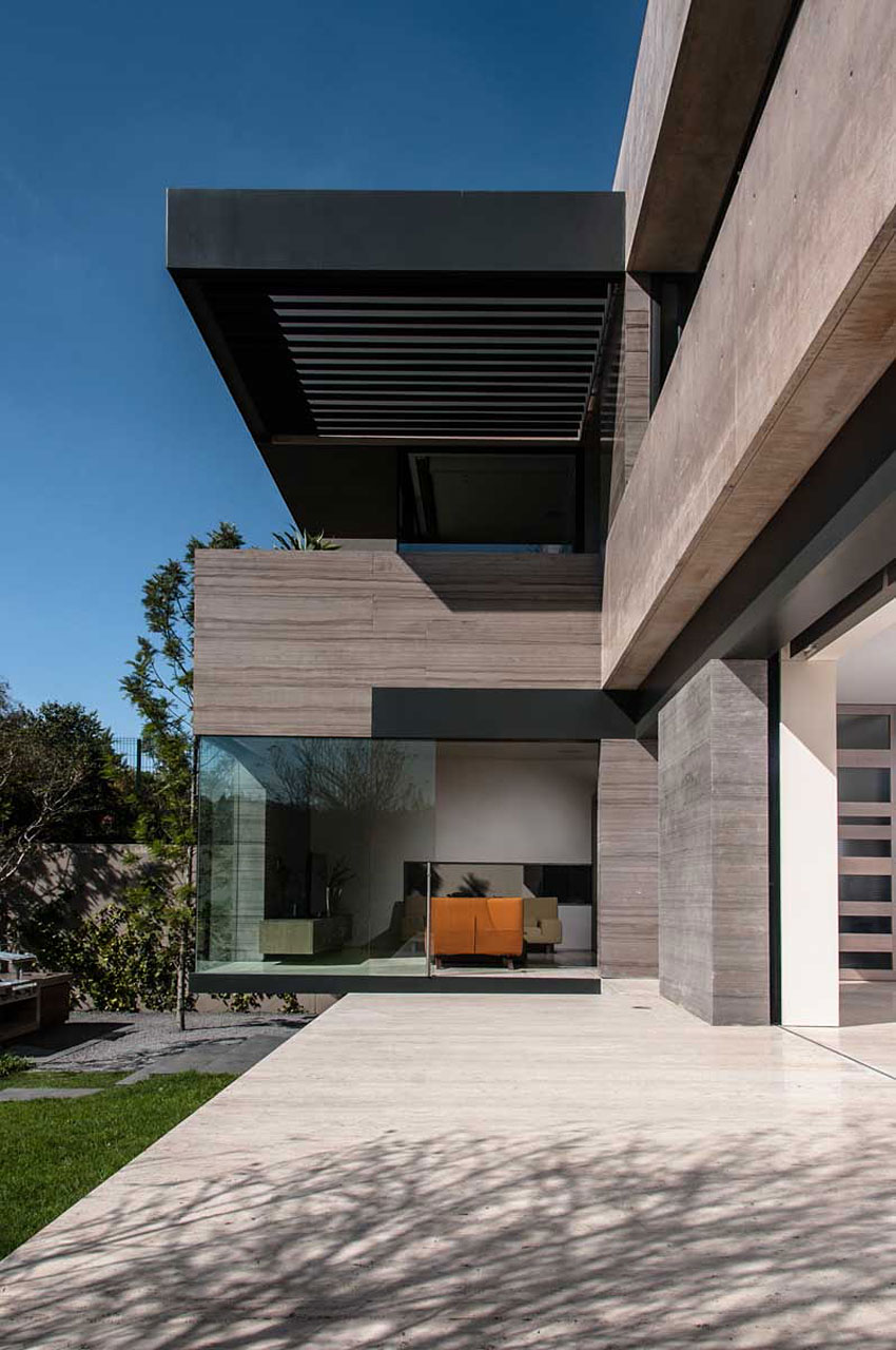 ML House by Gantous Arquitectos (7)