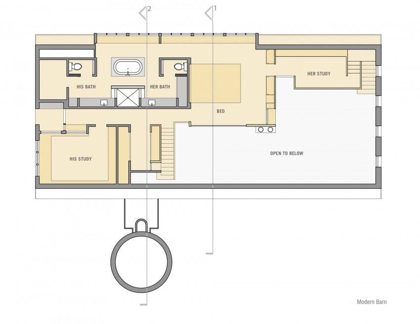 Modern Barn by Specht Harpman (12)