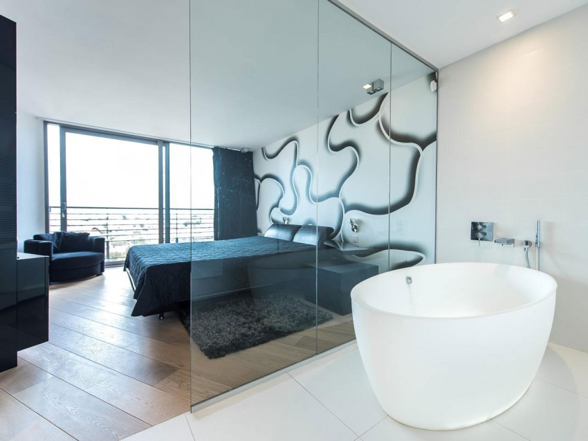 Modern Penthouse with a View (11)