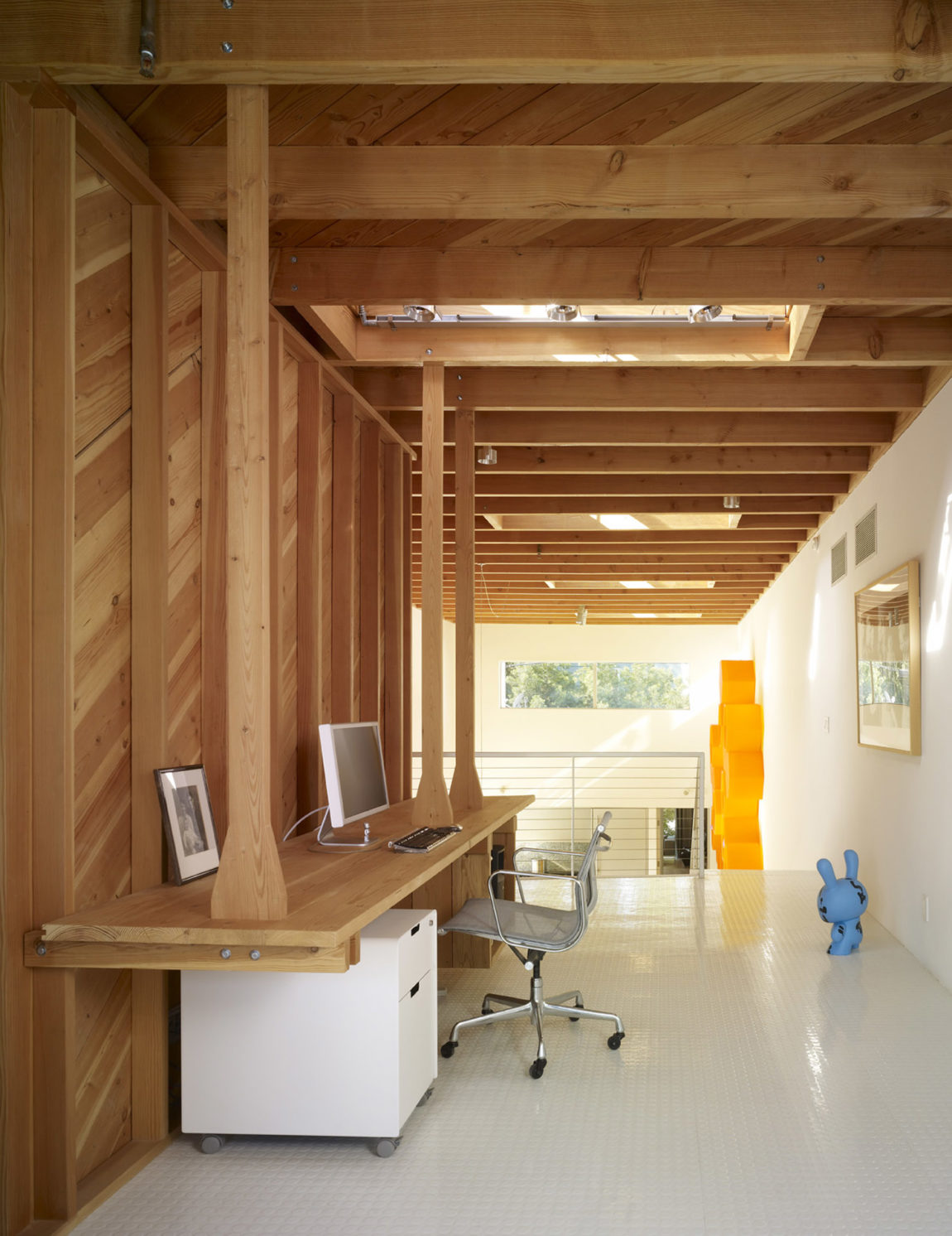 Norwich Residence by Clive Wilkinson Architects (7)