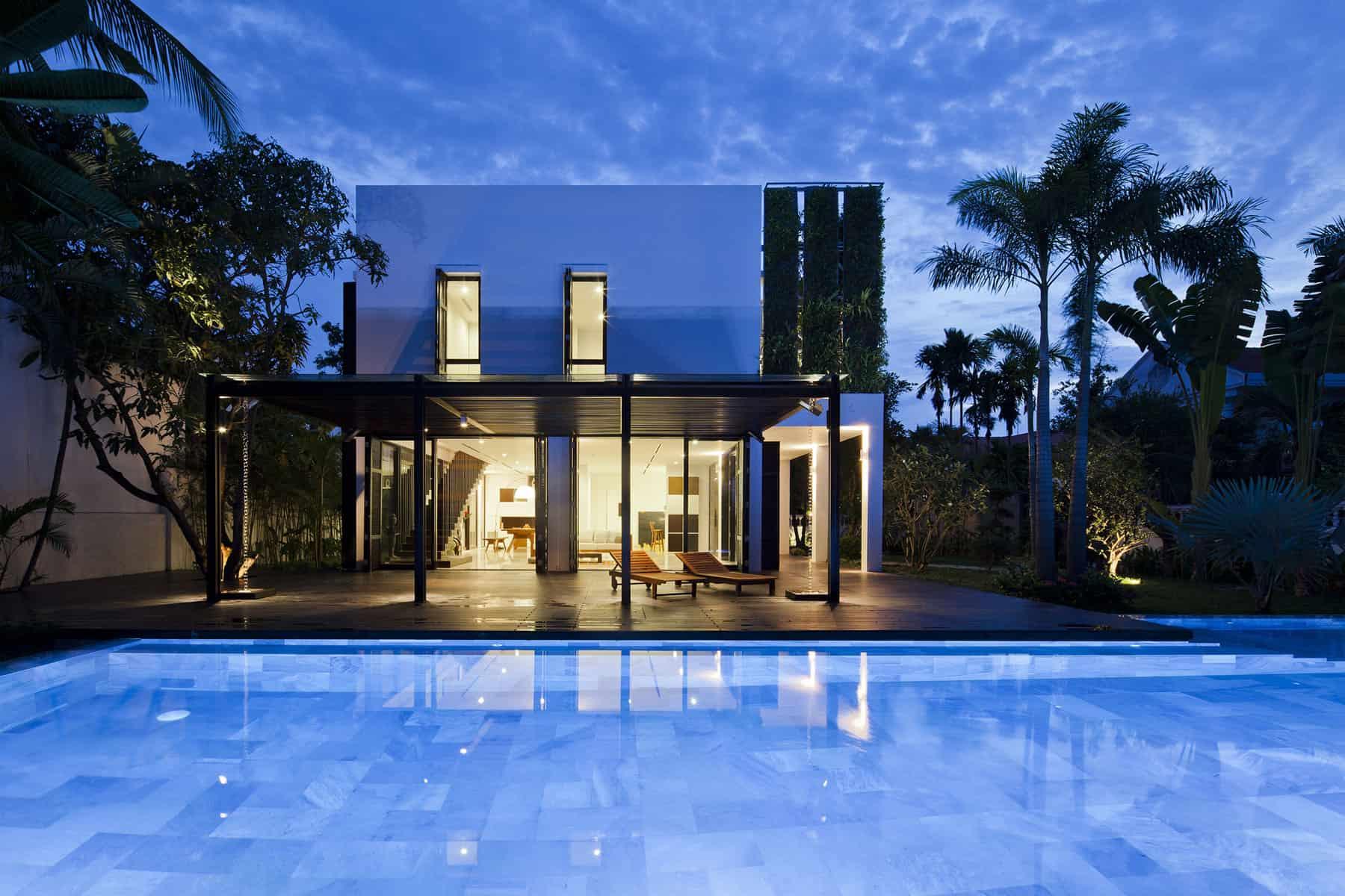 Private Villa Renovation by MM++ architects