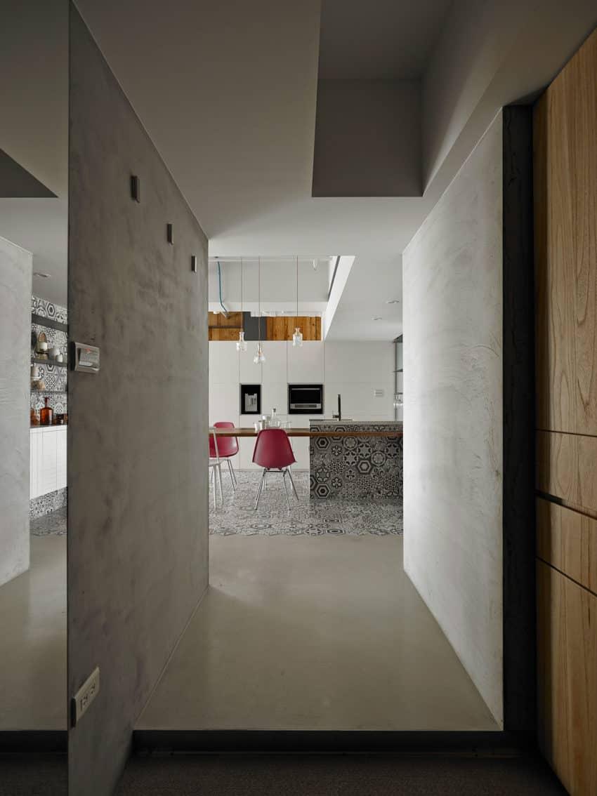 Residence Hu by KC Design Studio (1)