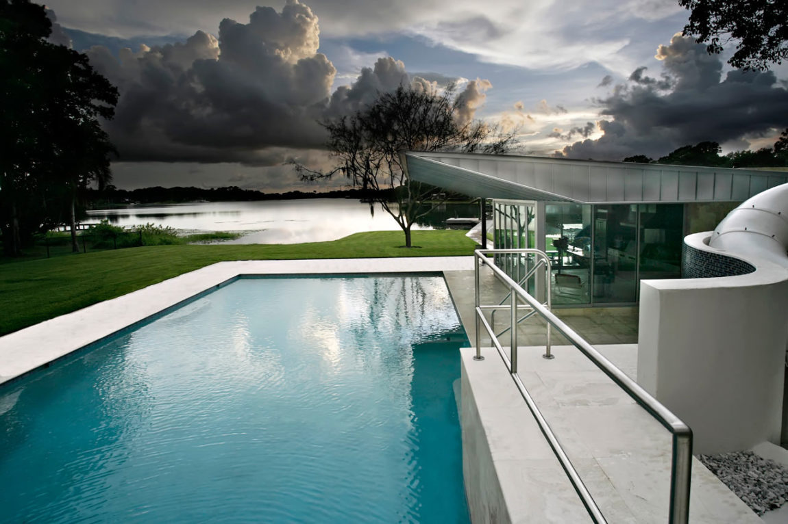 Residence on White Trout Lake by Alfonso Architects (12)