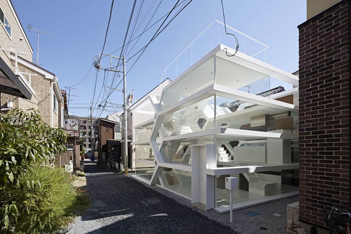 S-House by Yuusuke Karasawa Architects (1)