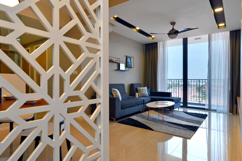 Singapore Apartment by KNQ Associates (1)