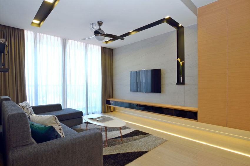 Singapore Apartment by KNQ Associates (3)