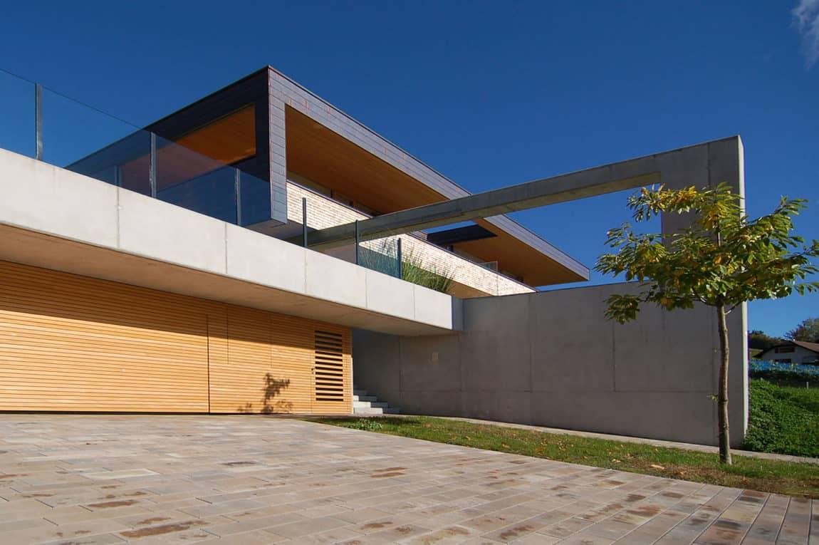 Single Family Home in Schaan by k_m architektur (5)