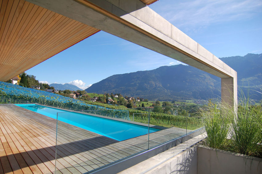 Single Family Home in Schaan by k_m architektur (7)