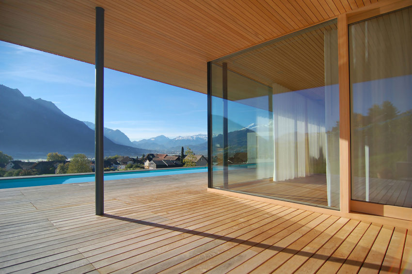Single Family Home in Schaan by k_m architektur (13)