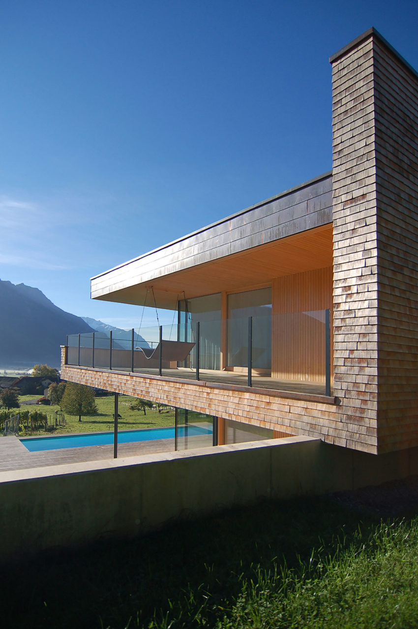Single Family Home in Schaan by k_m architektur (14)