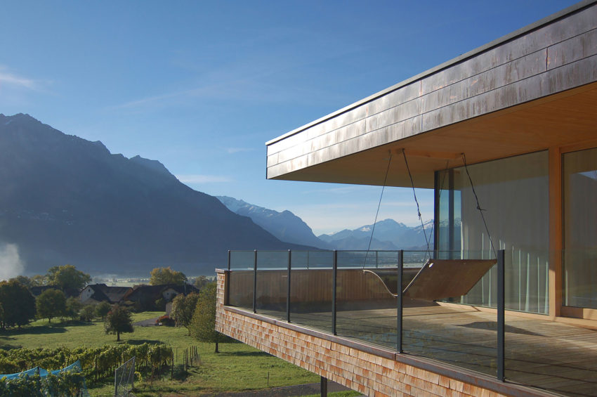 Single Family Home in Schaan by k_m architektur (16)