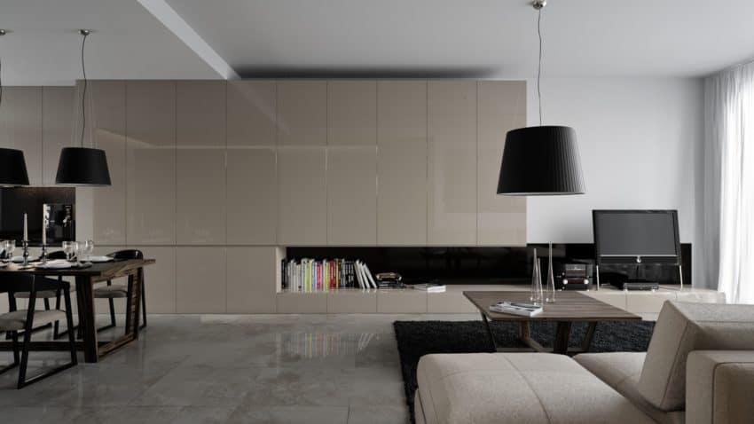 Tamizo Apartment by Sergey Baskakov (4)