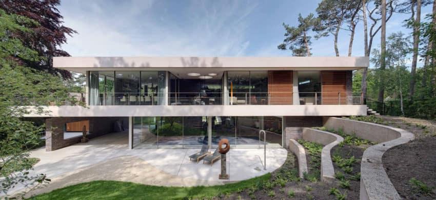 The Dune Villa by HILBERINKBOSCH Architects (20)