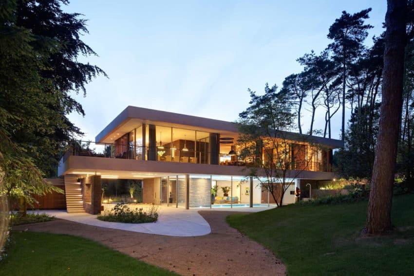 The Dune Villa by HILBERINKBOSCH Architects (5)