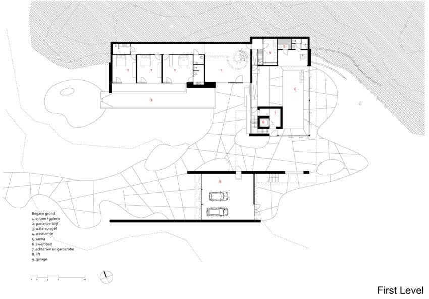 The Dune Villa by HILBERINKBOSCH Architects (3)