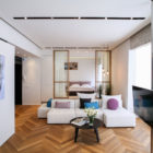 Tlv Rothschild Blvd Apartment by DORI Interior Design (1)