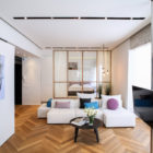 Tlv Rothschild Blvd Apartment by DORI Interior Design (2)