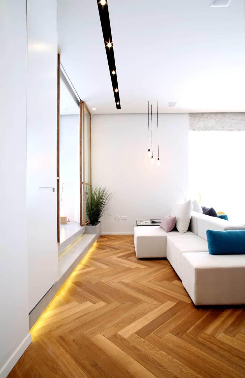 Tlv Rothschild Blvd Apartment by DORI Interior Design (6)