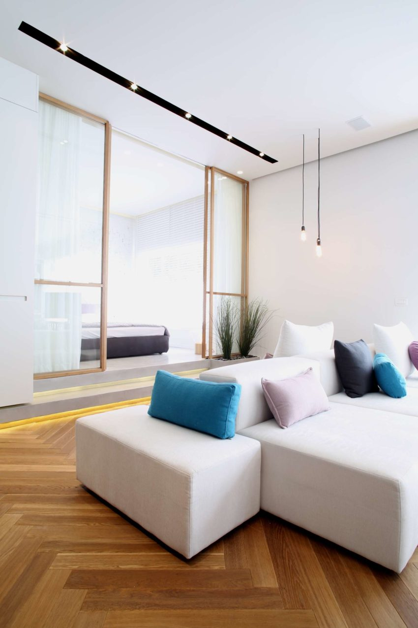 Tlv Rothschild Blvd Apartment by DORI Interior Design (8)