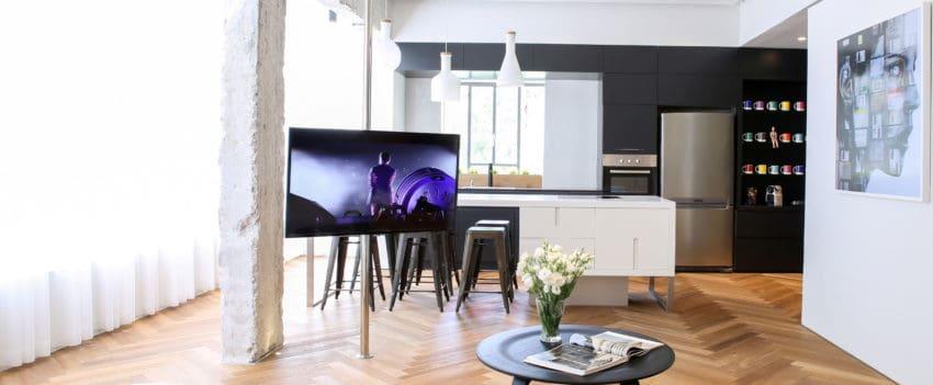 Tlv Rothschild Blvd Apartment by DORI Interior Design (16)