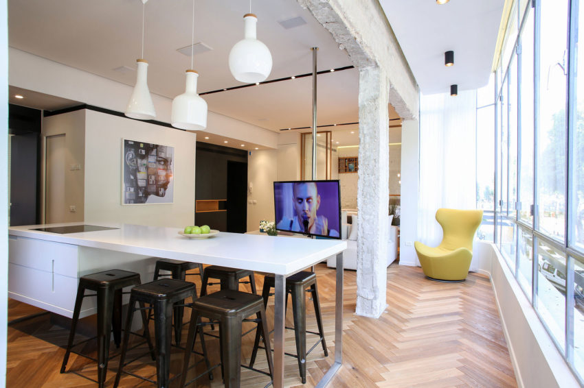 Tlv Rothschild Blvd Apartment by DORI Interior Design (21)